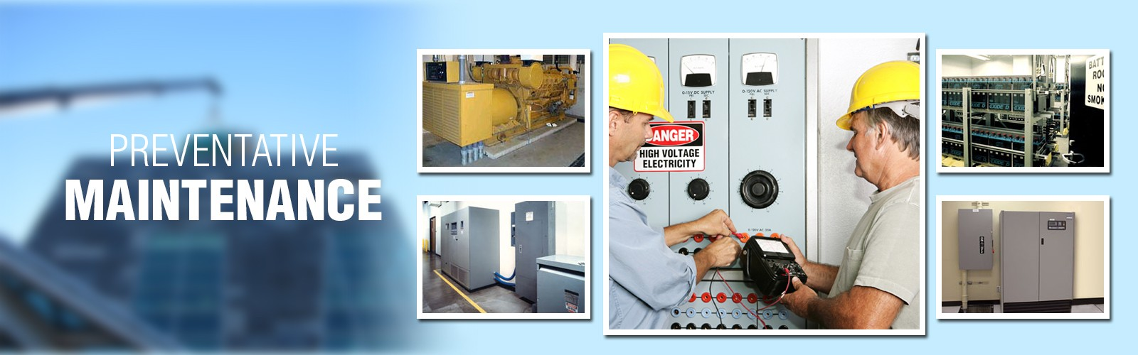 Power System Preventative Maintenance