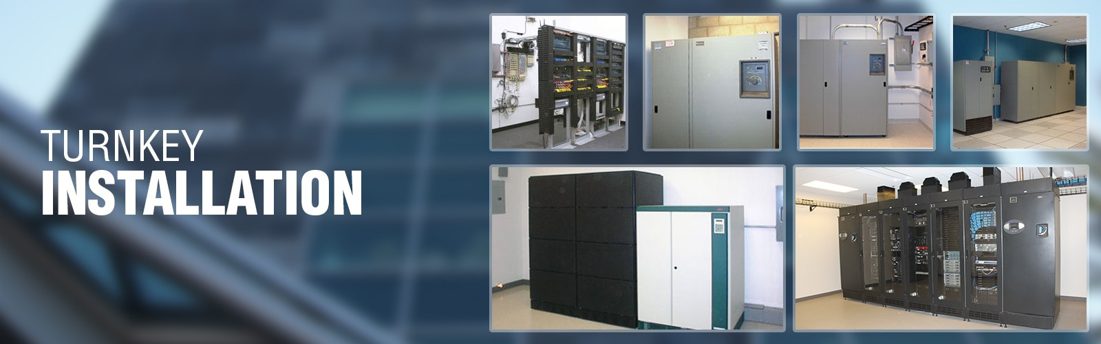 UPS and Battery Backup Systems
